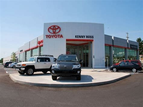 Kenny Ross Toyota by Kenny Ross Toyota 13 Photos 17 Reviews Car Dealers