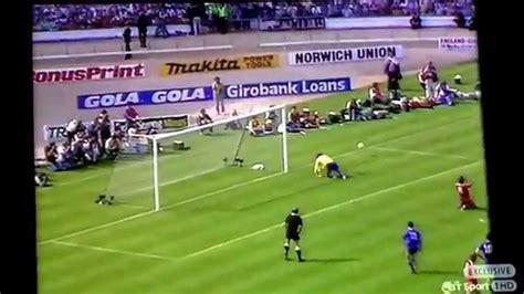 John Aldridge Penalty Miss, FA Cup Final 1988. Funny ...