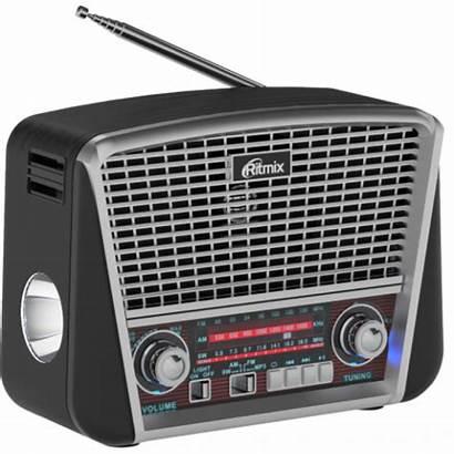 Radio Transparent Background