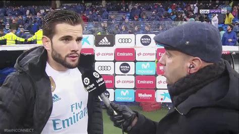 Nacho Reacts To Real Madrid Loss To Villarreal