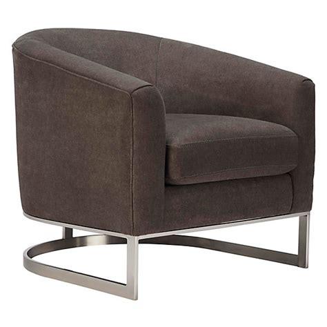 jax accent chair luka modern garnet living room