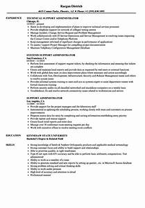 Resume Sample Administrative Support Project Management Support Administrator Resume Samples Velvet Jobs