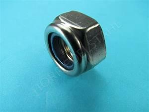 M10 Schraube Durchmesser : sechskant mutter selbstsichernd m10 v2a din 985 edelstahl m10 10 st ck ~ Watch28wear.com Haus und Dekorationen