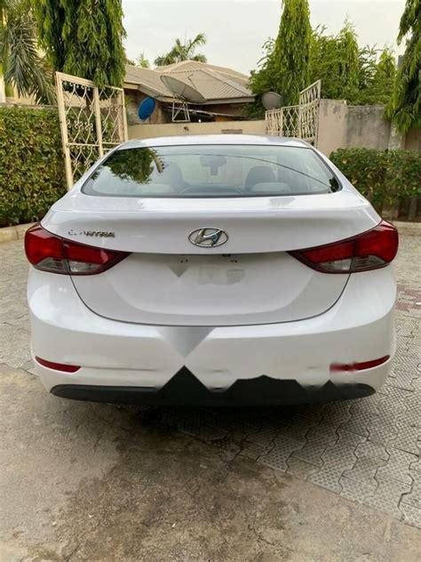 Used 2018 hyundai elantra value edition red sedan. Foreign Used Hyundai Elantra 2015 Model White