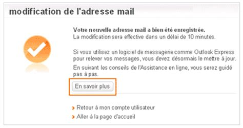 adresse siege social orange wanadoo mail consulter sa boite mail sur messagerie orange fr