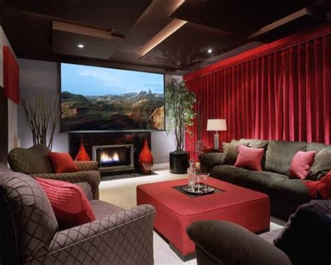 20 Home Theater Design Ideas Cheapest Kitchen Cabinet Doors Black Ideas Cabinets Pictures Pine Unfinished Shelves Door Inserts Diy Staining Corner