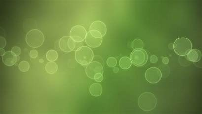 Background Creative Simple Bright Clean Bubbles Computer