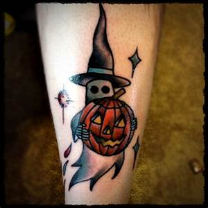 Halloween Body Tattoo Designs (30)