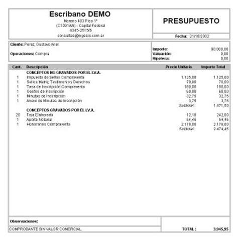 ejemplos formatos plantillas de cotizaciones presupuestos proformas word 1000