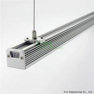 Led suspended ceiling light hanging linear