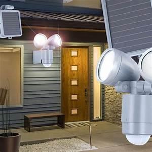 led solar garten leuchte mit sensor bewegungsmelder balkon With markise balkon mit led wand tapete