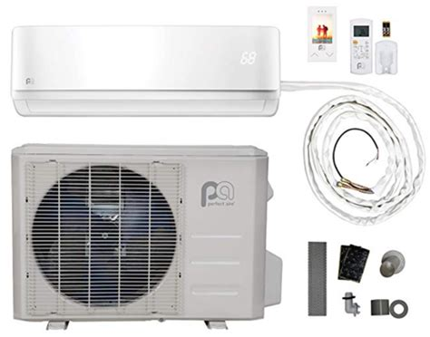 perfect aire ductless mini split system review