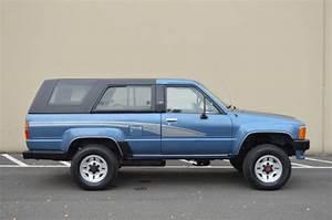 1989 Toyota 4runner Sr5 Efi 3 0l V6 4x4 5
