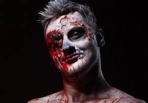 Zombie Schminken Bilder : halloween schminktipps mit gruselfaktor ~ Frokenaadalensverden.com Haus und Dekorationen