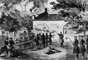 John Brown's Raid on Harper's Ferry   Stuff You Missed in ...