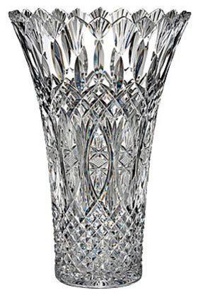 waterford crystal jim oleary hillside  vase