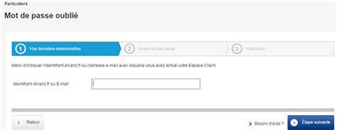 adresse siege social allianz création de mon nouvel espace client en ligne allianz fr