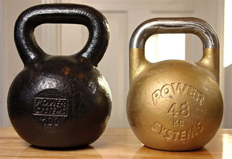 heavy kettlebells steel medium buettner very