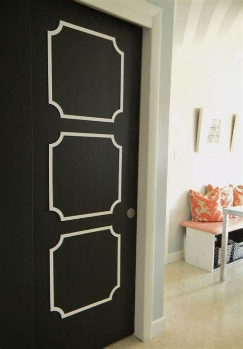 overlays   plain interior door     paint