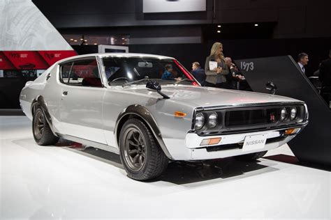 Nissan 39 S Vintage Skylines Are The Most Beautiful Cars At