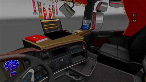 interiors ets 2 187 page 3 new scania interior ets 2 mod youtube