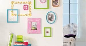 Bilderwand Gestalten Ohne Rahmen : fotowand gestalten 2 kreative ideen die du ausprobieren solltest ~ Markanthonyermac.com Haus und Dekorationen