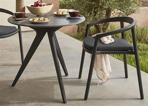 manutti solid garden dining chair manutti outdoor