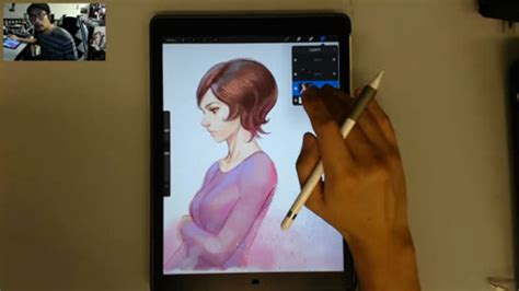 Artgerm's Artist Review Of Ipad Pro And Apple Pencil  Parka Blogs