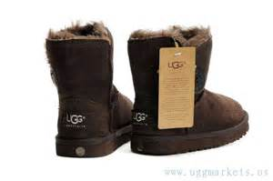 ugg s decatur boots brown bailey button uggs womens black uggs ugg sunburst