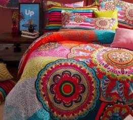 aliexpress com buy vintage colorful 100 cotton bedding comforter set king queen size duvet
