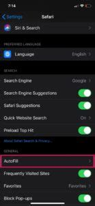 If you are serious you need to read, understand and apply the material in the book hacking and securing ios applications to understand what the dangers are and how you. How to Save Credit Card Info in Safari on iPhone & iPad