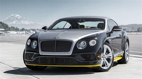 2018 Bentley Continental Gt Wallpapers Hd Wallpapers