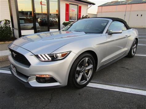2016 Ford Mustang V6 2dr Convertible In Brentwood Md
