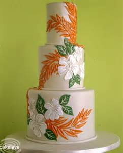 hawaiian wedding cake 8 tropical themed cake aloha hawaii