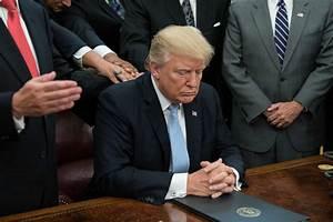 Donald Trump's 'spiritual adviser' claims God elevated him ...