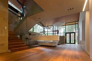 Casa de campo con planos diseno de fachada e interiores for Disenos de interiores de casas modernas