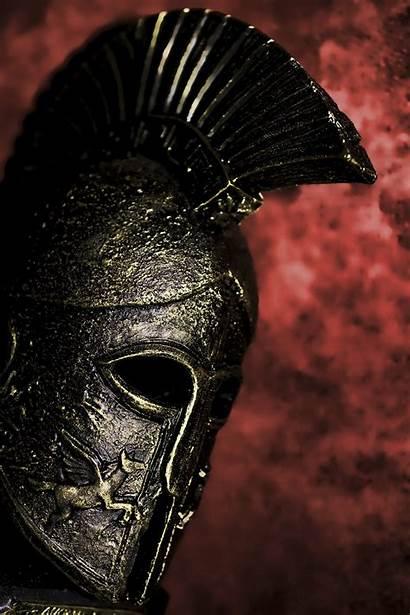 Helmet Spartan Ancient Warrior Greek Tatuagem Espartana