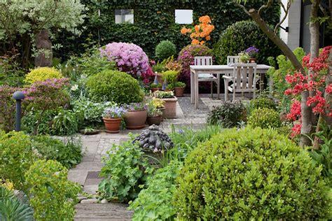 Große Ideen Für Kleine Gärten Von Victoria
