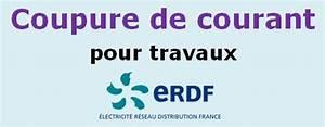 Coupure De Courant : edf avis de coupure d 39 electricit pour travaux ~ Nature-et-papiers.com Idées de Décoration