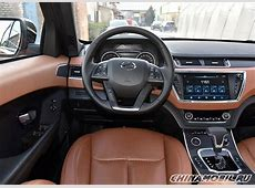 Landwind X7 Interior photos of