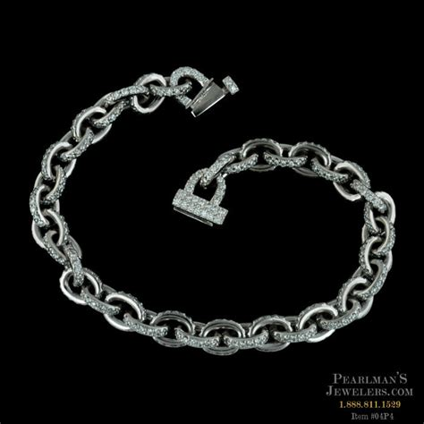 Michael B Jewelry Chain Link Bracelet