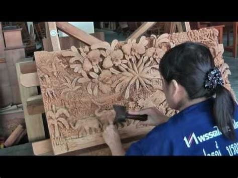 dremel engraved wood relief wood carving intro