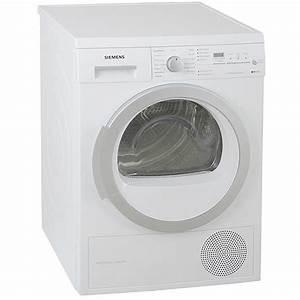 Seche Linge Condensation Ou Pompe à Chaleur : siemens wt46w361ff s che linge ~ Preciouscoupons.com Idées de Décoration