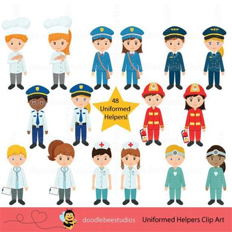 Career Day Clipart Profession Day Clipart 1 Clip Vector Site