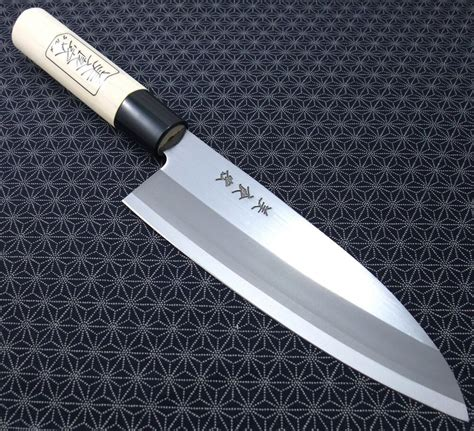 japanese steel kitchen knives japanese santoku kitchen knife bishokuka gk101 165mm