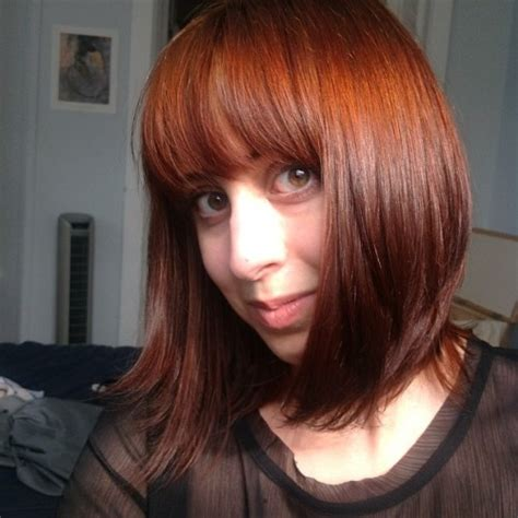 Henna On Hair Photos Lush Henna Hair Dye