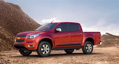2018 Chevrolet Colorado Price * Specs * Release Date * Engine