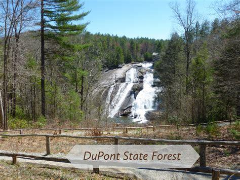 Visiting North Carolina's DuPont State Forest - Lewis N. Clark