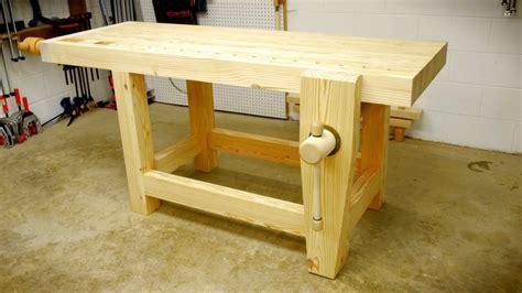 build  woodworking workbench part