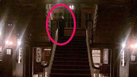 Good Vs Evil Images Ghostly Image Captured At The Stanley Hotel The Inspiration For The Shining Today Com